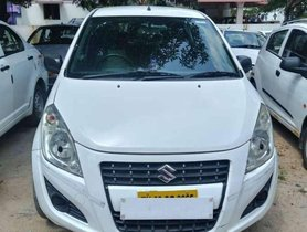 Used Maruti Suzuki Ritz car MT at low price