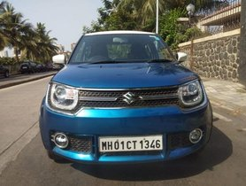 Maruti Ignis 1.2 AMT Alpha AT for sale