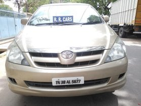 Toyota Innova 2004-2011 2.5 G2 MT 2007 for sale
