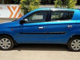 2015 Maruti Suzuki Alto K10 VXI AT for sale at low price