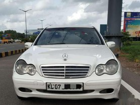 Mercedes Benz C-Class 200 K Elegance AT 2003 for sale