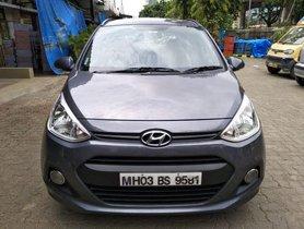 Hyundai Grand i10 1.2 Kappa Sportz MT 2014 for sale