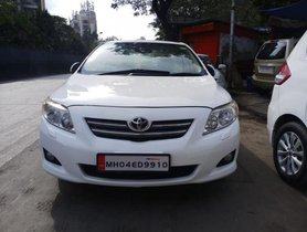 Used Toyota Corolla Altis VL AT 2010 for sale