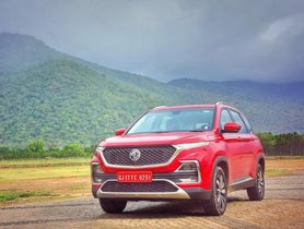 MG Hector Variant-Wise Prices Estimated, Launch To Happen On June 27