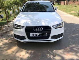 2013 Audi A4 2.0 TDI AT for sale at low price