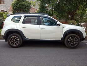 Used Renault Duster Petrol RXS MT car at low price