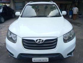 Used Hyundai Santa Fe car AT at low price