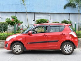 Used Maruti Suzuki Swift VXI MT car at low price