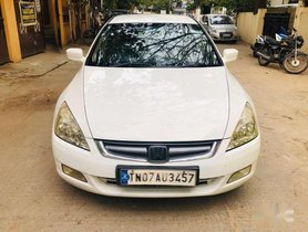 Honda Accord 2.4 AT, 2006, Petrol for sale