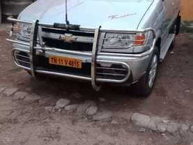 Used Chevrolet Tavera MT car at low price