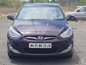 Used Hyundai Verna car 1.6 CRDi SX MT at low price