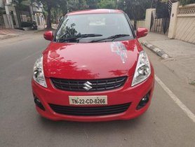 2012 Maruti Suzuki Dzire  VXI MT for sale