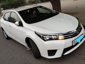 Toyota Corolla Altis D-4D G MT 2015 for sale