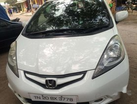 Honda Jazz V MT, 2009, Petrol MT for sale