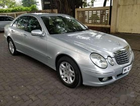 2007 Mercedes Benz E Class AT for sale at low price