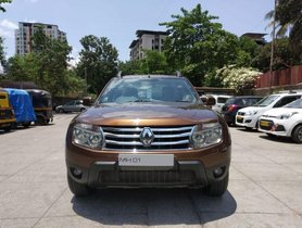 Used Renault Duster 85PS Diesel RxL Explore MT 2015 for sale