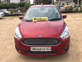 Used 2017 Ford Figo Aspire MT for sale
