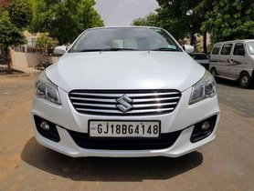Used Maruti Suzuki Ciaz car 2016 MT at low price