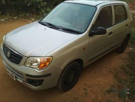 Used Maruti Suzuki Alto K10 car MT at low price