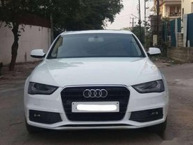 Used Audi A4 car  MT for sale at low price