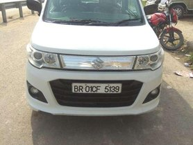 Used Maruti Suzuki Wagon R Stingray car MT at low price