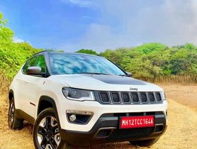 Jeep Compass Trailhawk Launched At A Price Of Rs 26.8 Lakh