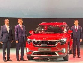 Kia Seltos Bookings Commence In Selected Cities
