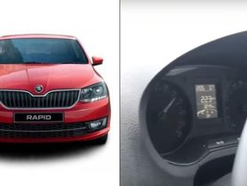 This Modified Skoda Rapid Is Able To Reach A Top Speed Of 223 Kmph