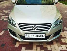 Maruti Suzuki Ciaz MT 2014 for sale