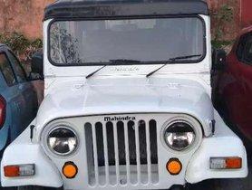 Used Mahindra Jeep car MT at low price