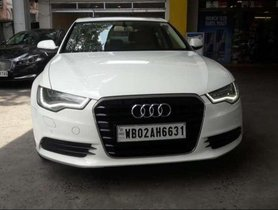 Used Audi A6 car AT for sale at low price