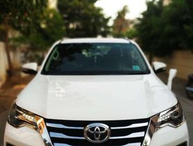 Toyota Fortuner 2.8 4X2 AT, 2017, Diesel for sale