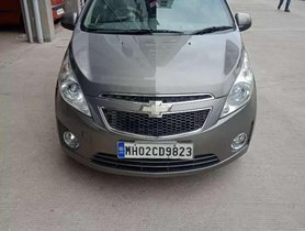 Used Chevrolet Beat LT MT car at low price