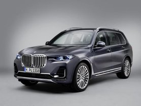 All-new BMW X7 India Launch On July 25