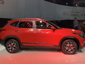 Kia Seltos Specifications and Dimensions Revealed