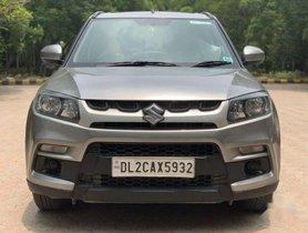Used Maruti Suzuki Vitara Brezza car VDI MT at low price