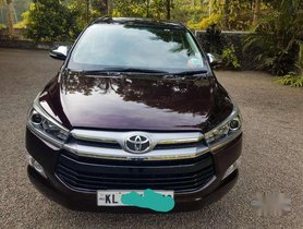 2016 Toyota Innova Crysta 2.4 ZX  MT for sale at low price