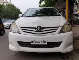 Used 2010 Toyota Innova MT 2004-2011 for sale