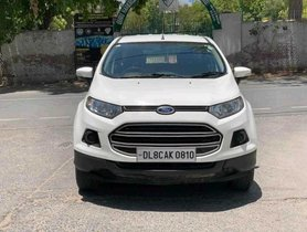 2014 Ford EcoSport 1.5 DV5 MT Trend for sale at low price