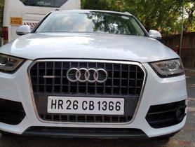 Audi Q3 2013 2.0 TDI Premium Plus
