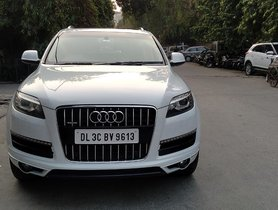 Audi Q7 2013 3.0 tdi quattro premium plus