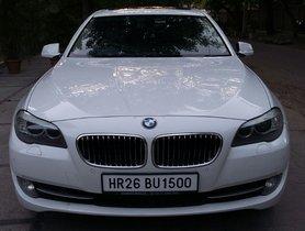 BMW 5 Series 530d Highline 2012