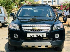 Used 2009 Chevrolet Captiva LT MT for sale
