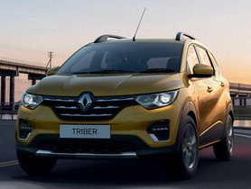 Renault Triber MPV Specifications And Other Details