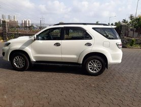 Toyota Fortuner 4x2 Manual MT 2013 for sale