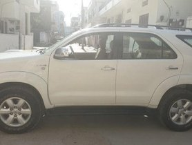 Used Toyota Fortuner  2.8 4WD MT car at low price