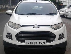 Ford EcoSport 1.5 Ti VCT MT Titanium 2014 for sale