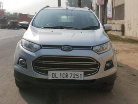 Used Ford EcoSport  1.5 DV5 MT Titanium Optional car at low price