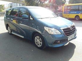 Toyota Innova 2.5 GX (Diesel) 8 Seater BS IV MT for sale