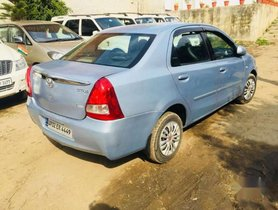 Used Toyota Etios car GD SP MT at low price